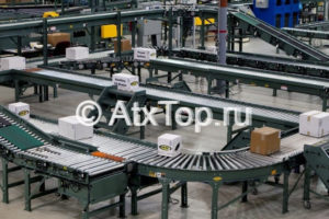 Конвейеры: винтовой конвейер, ленточный конвейер