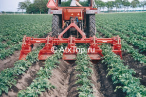 Окучник-гребнеобразователь для картофеля