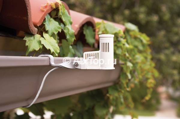 Погодные станции для дома, датчики дождя