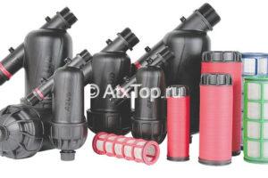 Сетчатые фильтры для воды