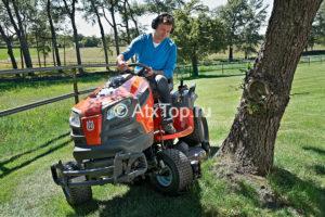 Тракторы газонокосилки