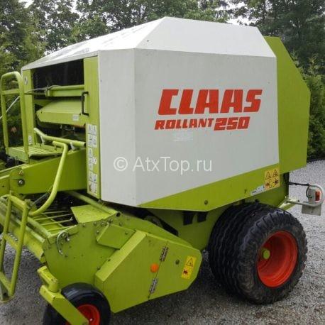 Пресс-подборщик рулонный Claas Rollant 250
