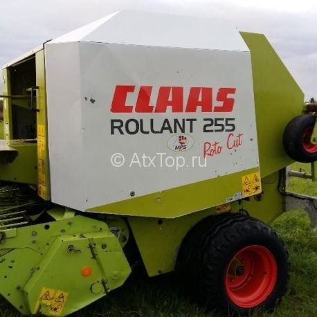 Пресс-подборщик Claas Rollant 255