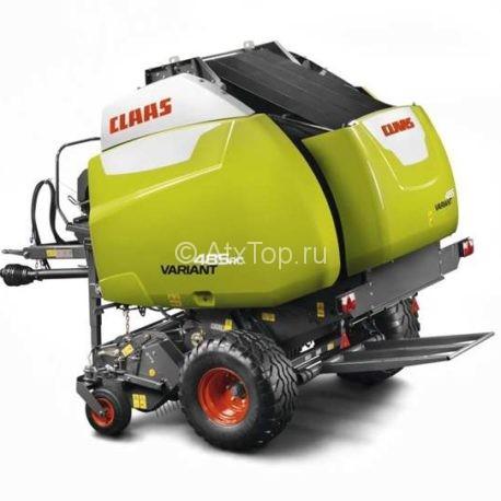 Пресс-подборщик Claas Variant 485