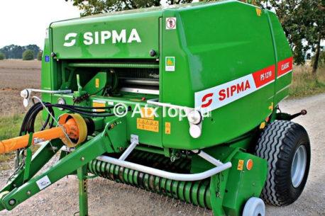 Пресс-подборщик Sipma PS 1210