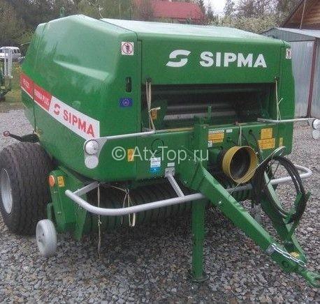 Пресс-подборщик Sipma PS 1221