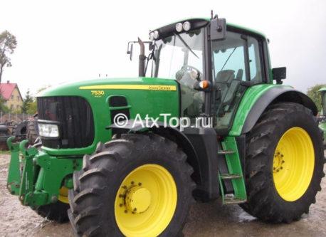 Трактор John Deere 7530 Premium 2009 г.в