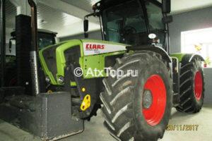 Трактор полноприводный Claas Xerion 3300