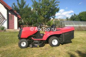 Трактор косилка МTD