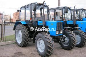 Трактор Беларус 82