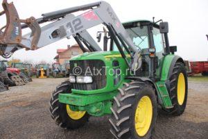 Трактор John Deere 6530