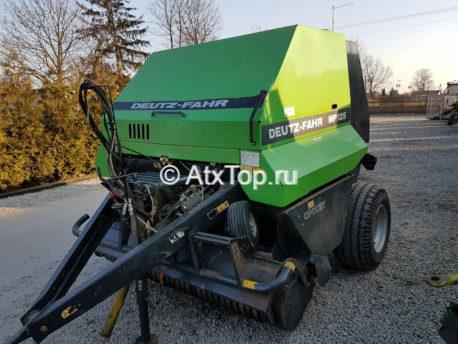 Рулонный пресс-подборщик Deutz-Fahr MP125