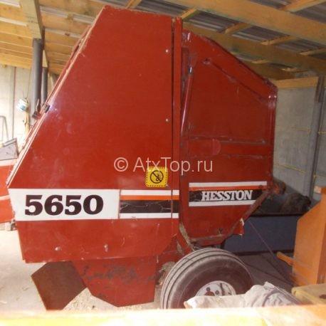 Пресс-подборщик рулонный Hesston 5650