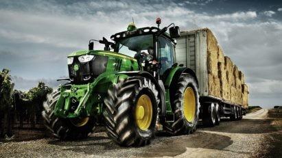 Сравнительный обзор тракторов John Deere | Технические характеристики