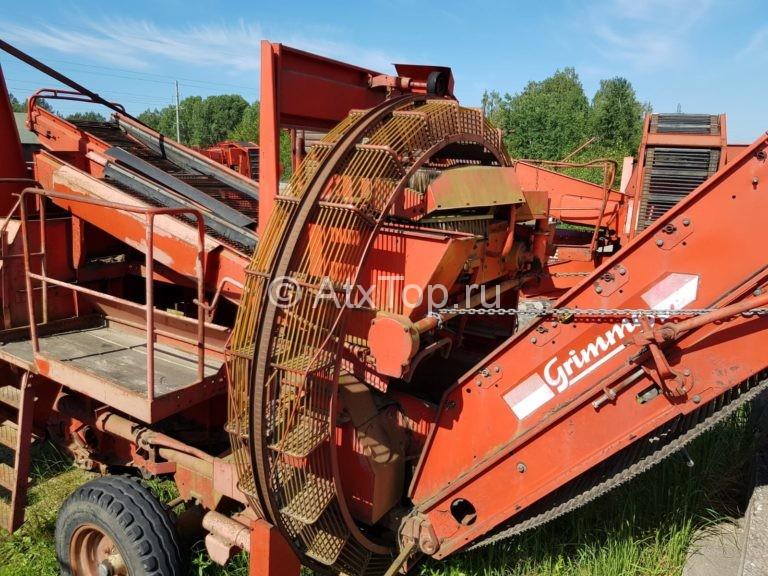 Комбайн картофелеуборочный Grimme HL 750