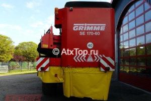 Картофелеуборочный комбайн Grimme SE 170-60