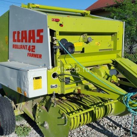 Пресс-подборщик Claas Rollant 42 Farmer