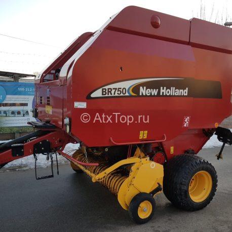 press podborshhik new holland br 750