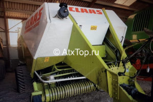 press podborshhik claas quadrant 220