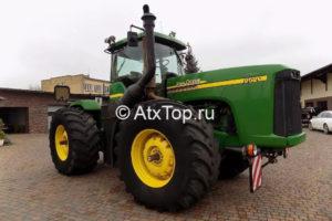traktor john deere 9520