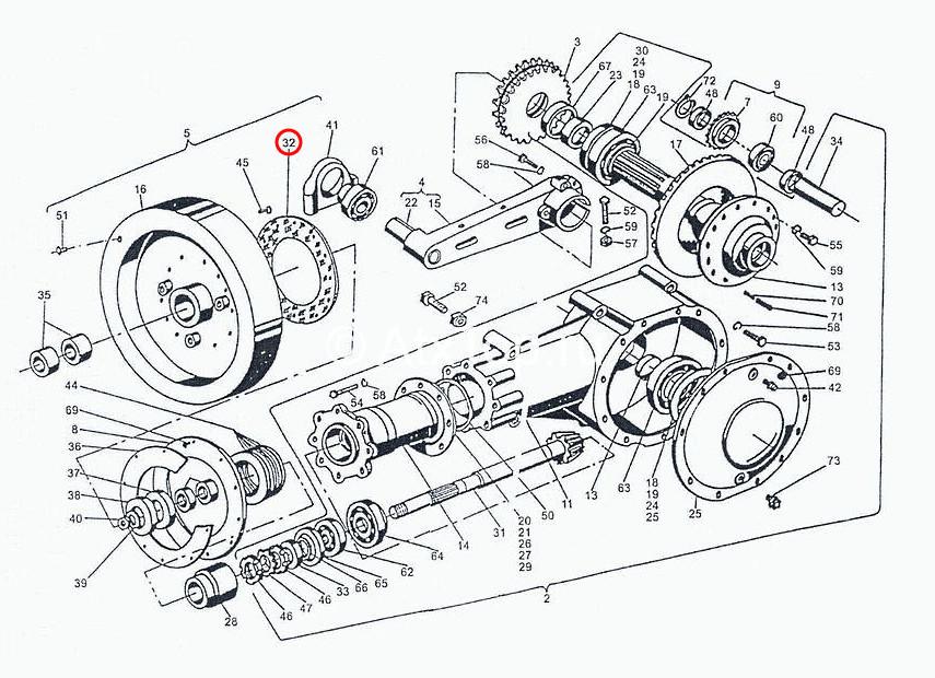 nakladka-mahovika-reduktora-sipma-z-224-3