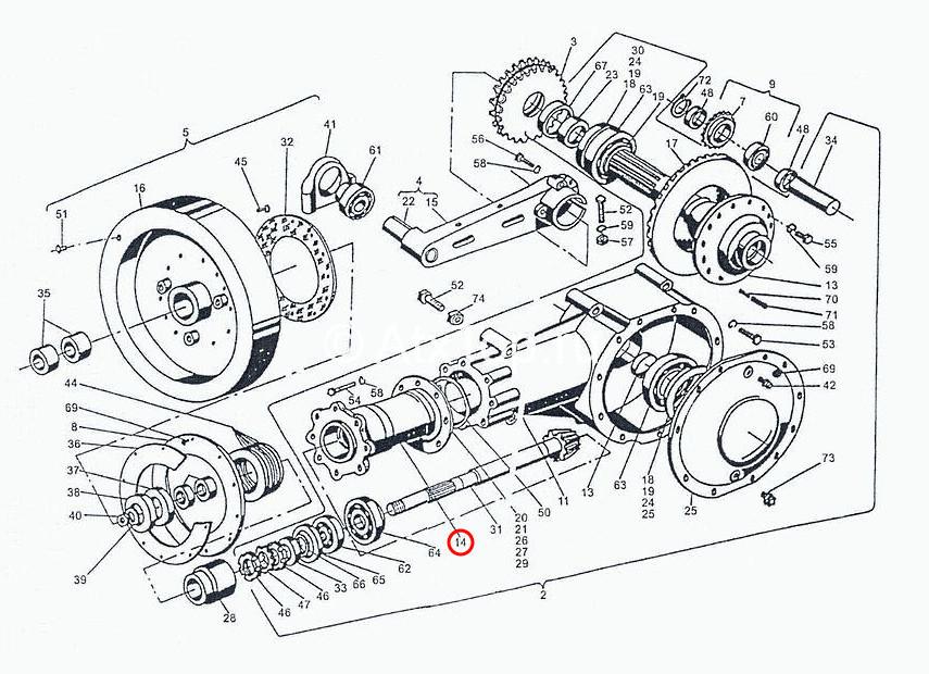 rukav-korpusa-reduktora-sipma-z-224-3