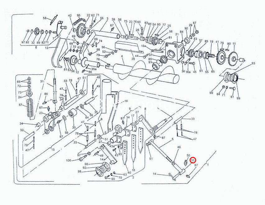 golovka-tyagi-podayushhego-mehanizma-sipma-z-224-3