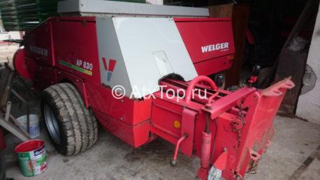 welger-ap-830-14