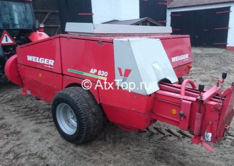 welger-ap-830-8