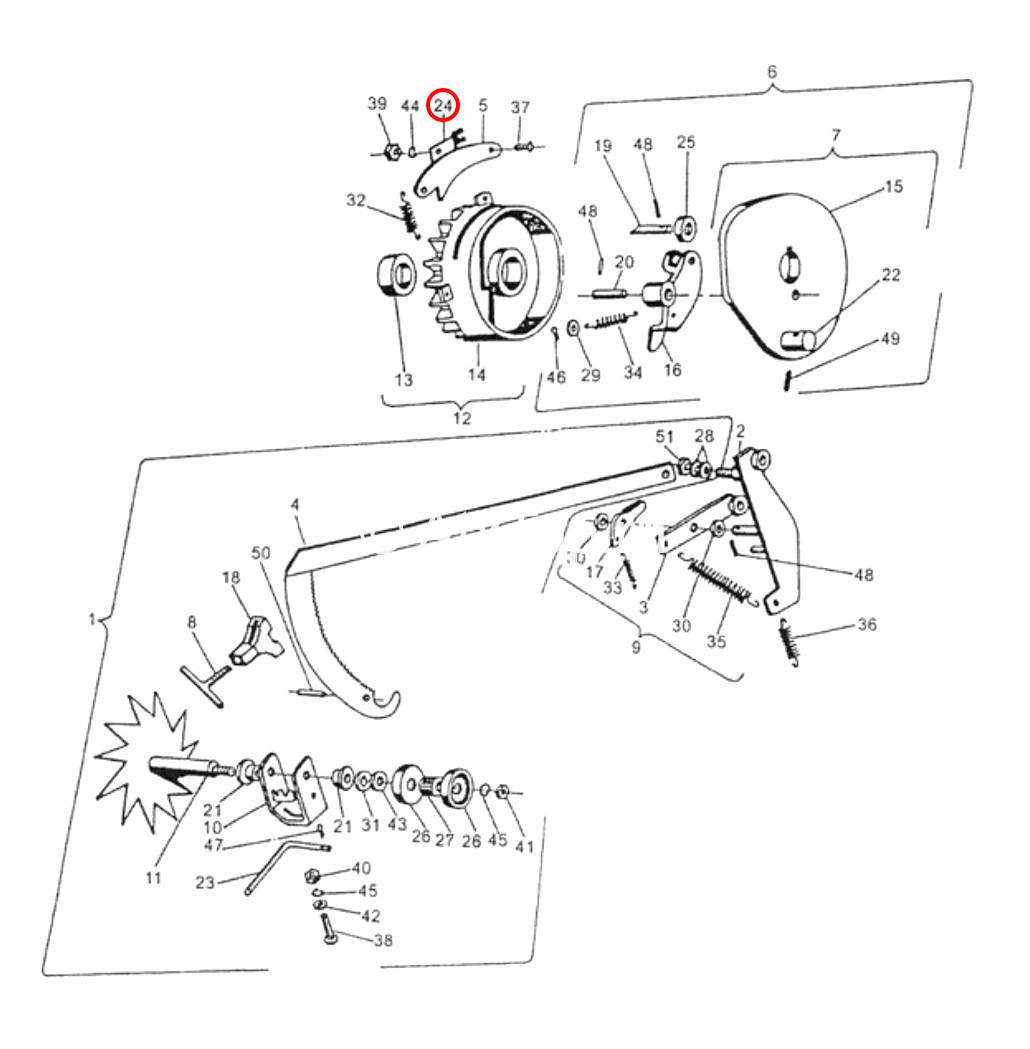 fiksator-hrapovika-stupitsy-privoda-vyazalnogo-mehanizma-sipma-z-224-3
