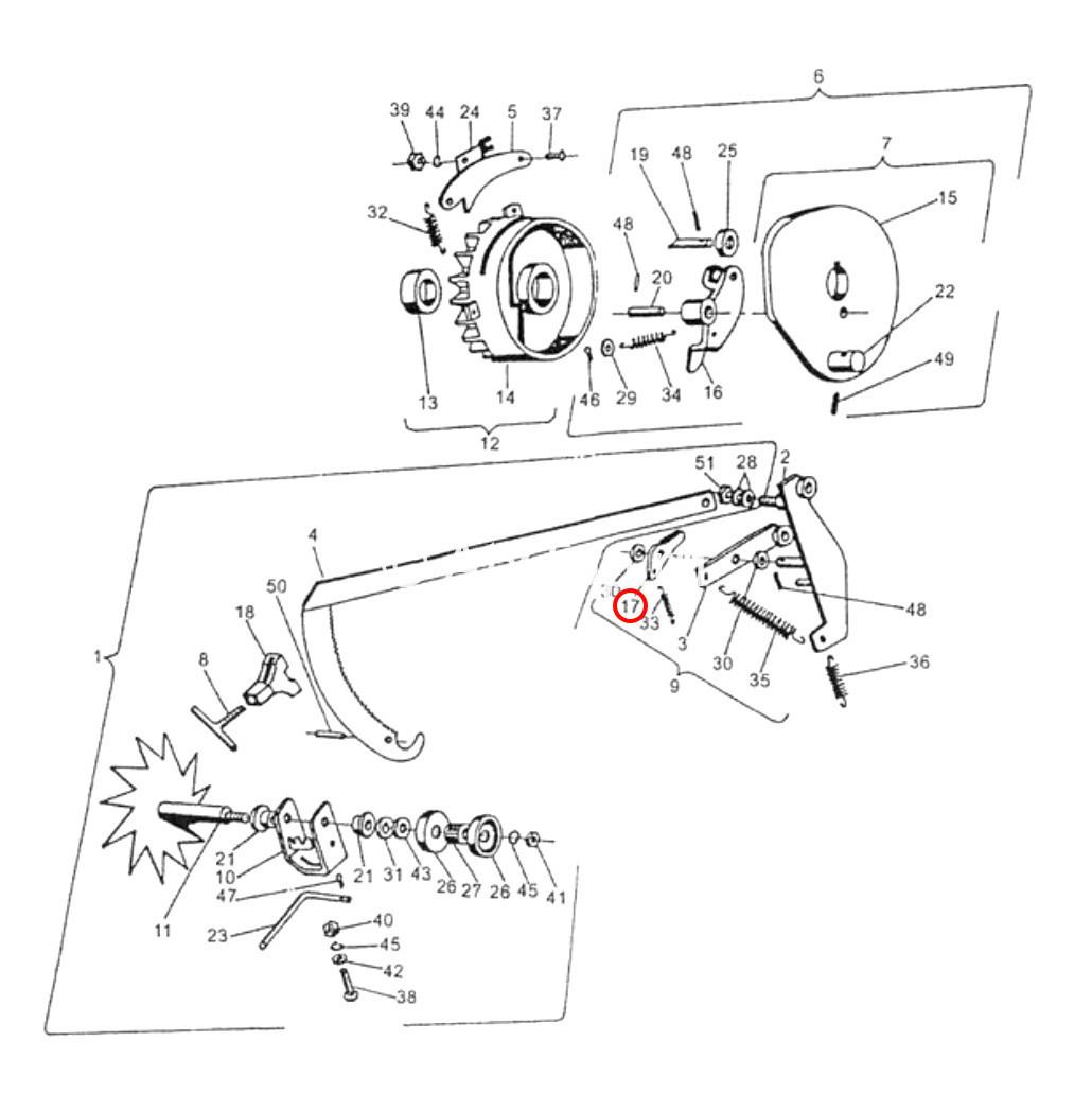 rychag-vklyuchatelya-vyazalnogo-mehanizma-sipma-z-224-3