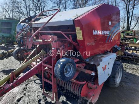 welger-rp-235-8